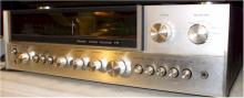 Sansui 771 Stereo Receiver 35 years young